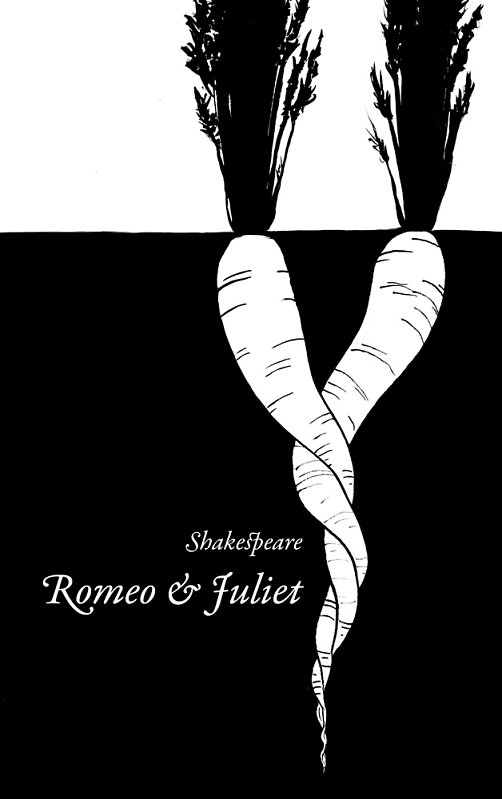 Romeo And Juliet Book Cover Ideas : Romeo and juliet william shakespeare prisca ludwig