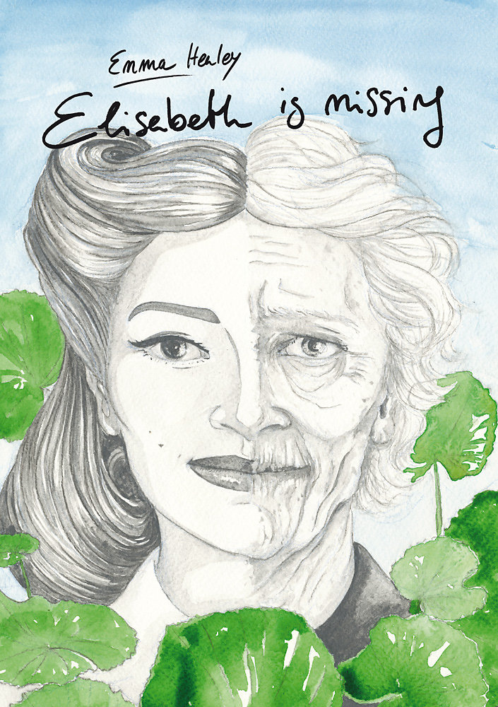 Elisabeth is missing – Emma Healey